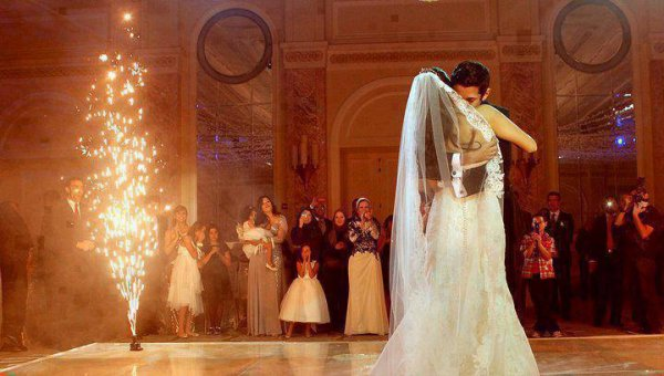 Une belle histoire d'amour qui se termine par un mariage ♥_♥
