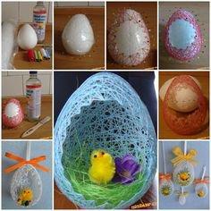 L'oeuf de Pâques