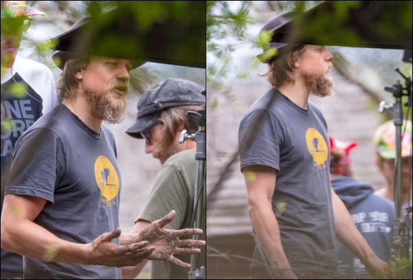 12.06.2019   ▬ Charlie a été aperçu sur le tournage de son nouveau film « Waldo » à Atlanta en Géorgie. Charlie Hunnam poursuit le tournage de son nouveau film , malheureusement il y a peu de photos disponibles !