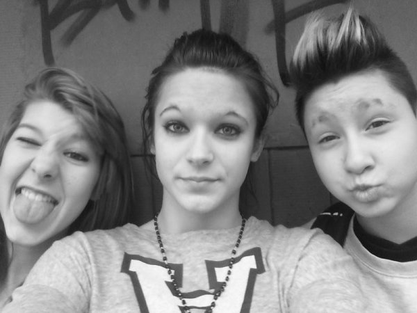 Mes amouurs.
