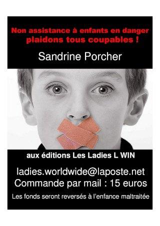 Un livre de Sandrine Porcher .