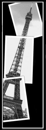 Cette tour est si belle, qu'on l'appelle la Tour Eiffel