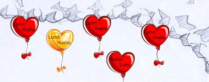 Des c½urs pour Husha