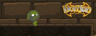 Un zombie en pleine action!