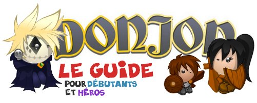 Guide du DONJON