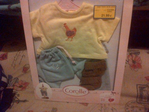 De nouvelles tenues pour Cathie et Ella