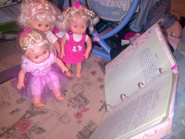 Mes Princesses sont des chipies.