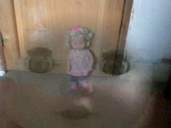 Clichés de Ella fait avec une 3DS et rajouts d'effets (de la 3DS)