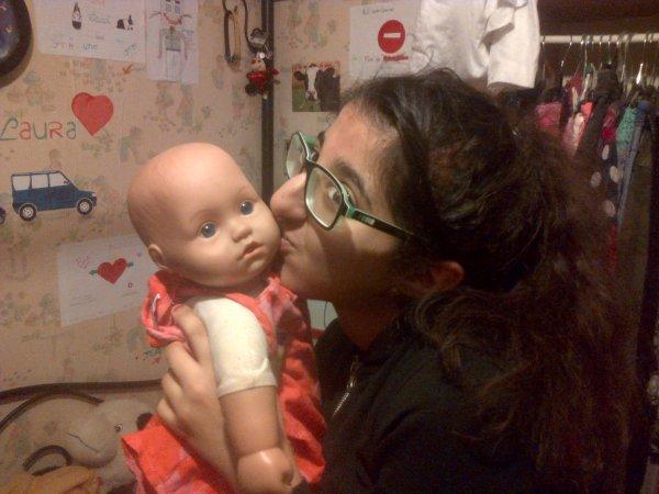 Photos d'Amany et des mes petits amours (suite)