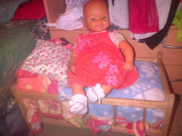 Le lit de Fanny