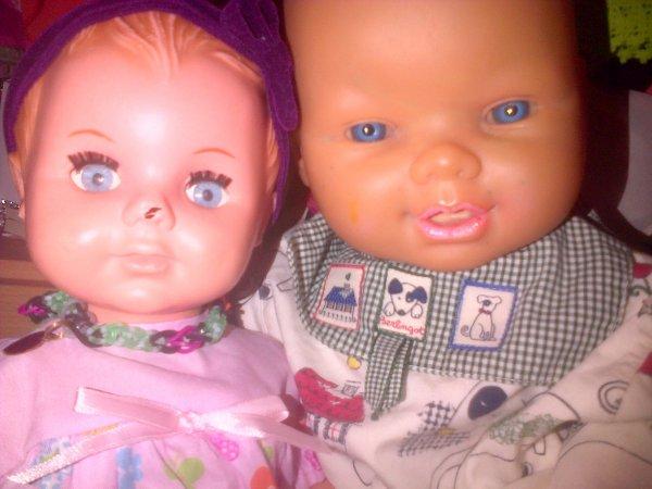 Fanny et Félicie