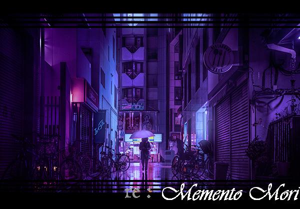 MORSURE N8 – RE : MEMENTO MORI