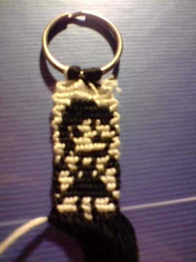 Porte clef mario