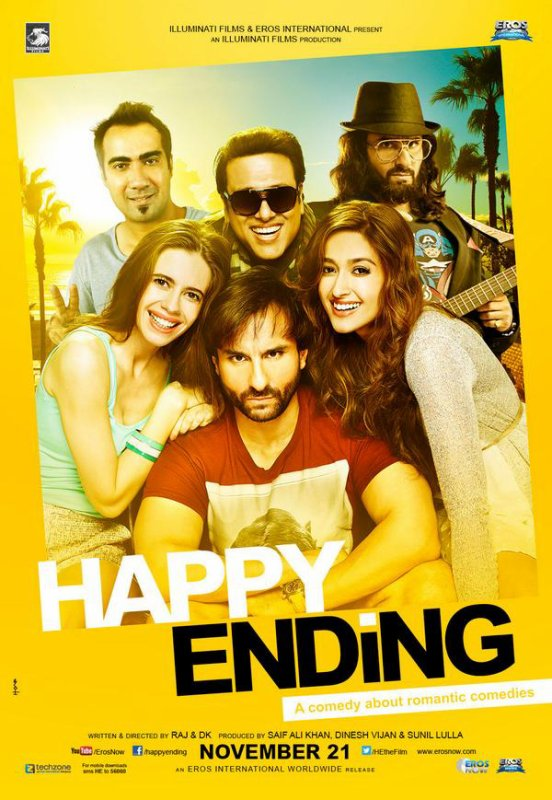 Happy Ending - 21 novembre 2014
