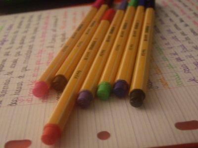 La vie en couleurs ...