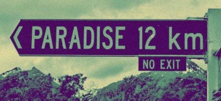 PARADISE ..