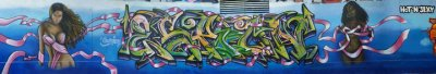 Graff by espion