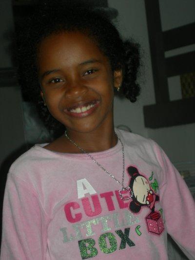 ma petite cousine