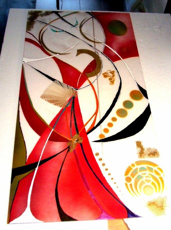 Une autre nouvelle activité que la peinture , la  SCULPTURE un monde à part dans L'ART .