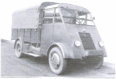 camion  renault  a h s de decembre 1939