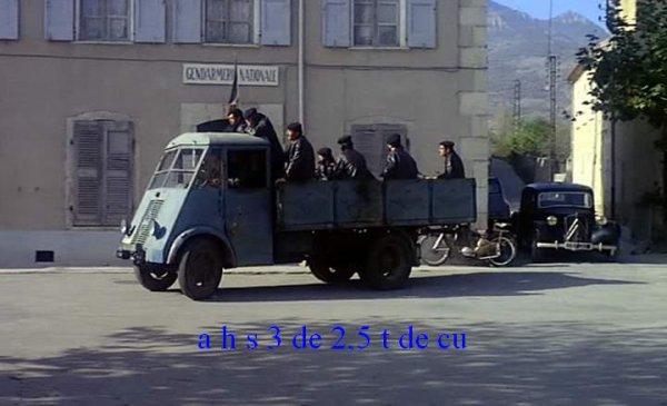 camion ahs au cinema