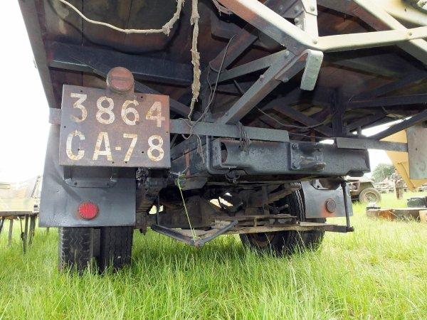 camion renault ahn 2 de sarcelles en seine et oise