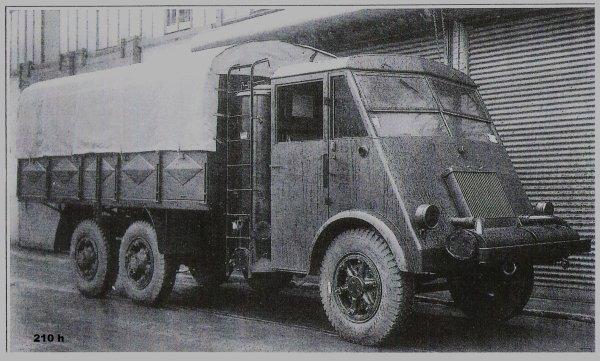 camion renault ahz et 210 h