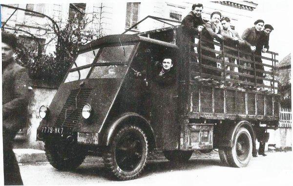 camion renault ahs 4