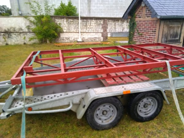 renault ahs 3 en restauration SUITE
