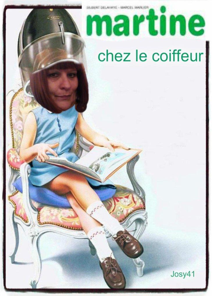 CADEAU POUR MON AMIE MARTINE