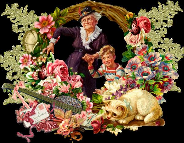 bonne fète de grands mères a toutes et beaucoup de bonheur , bisous...prenez si vous aimez
