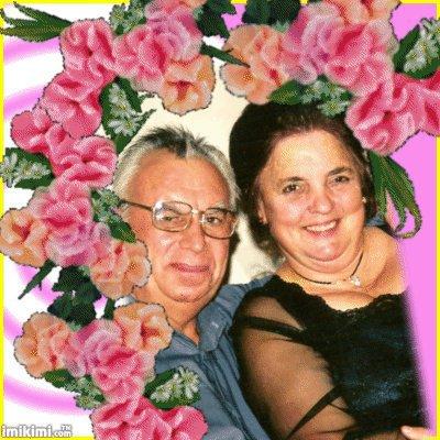 CADEAU POUR MES AMIS NICOLE et ROLAND
