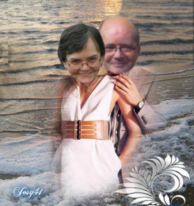 CADEAU POUR MES AMIS CORINNE ET JEAN-MARIE