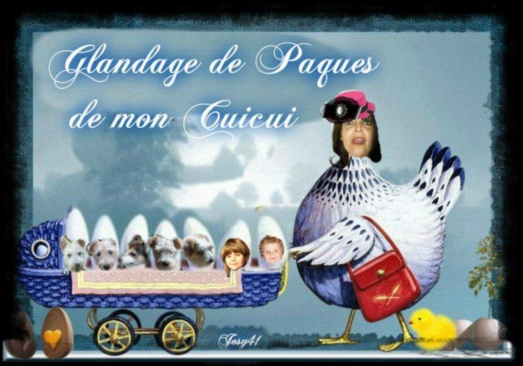 CADEAUX RECUS DE MON CUICUI