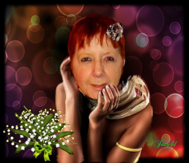 CADEAU RECU DE MON AMIE LYLY