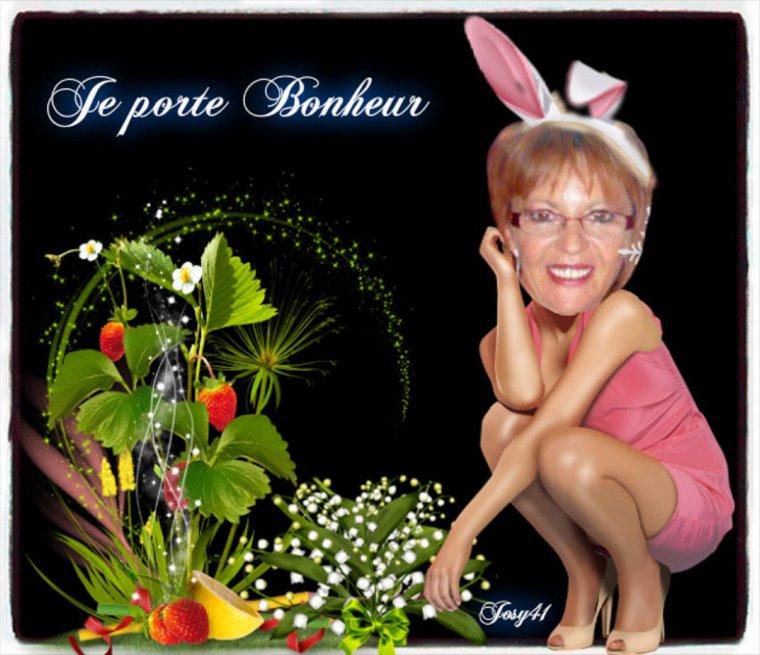 CADEAUX RECUS DE MA PATOUNETTE