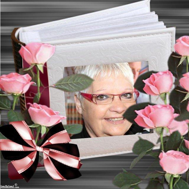 CADEAUX RECUS DE MON AMIE MARTINE