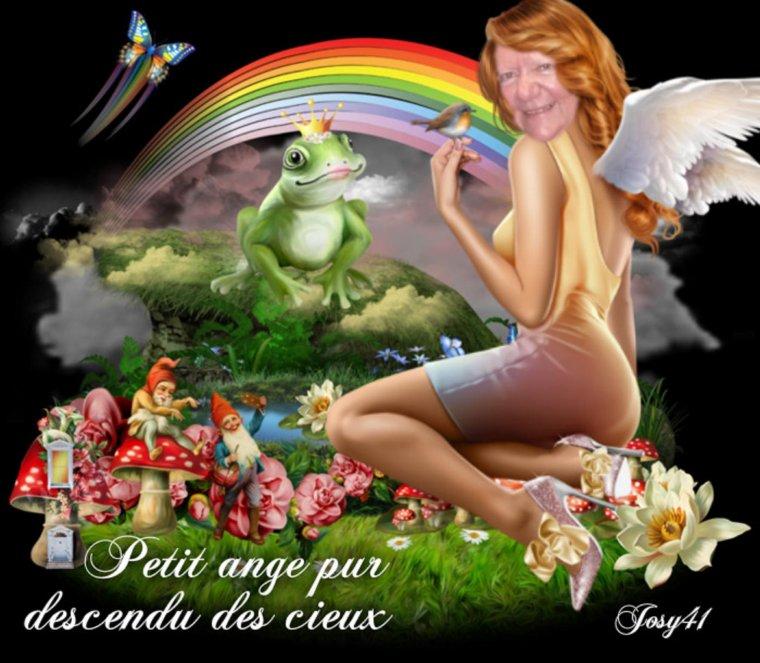CADEAUX RECUS DE MON AMIE ANNIE