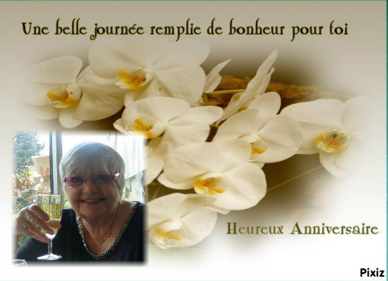 CADEAUX D'ANNIVERSAIRE RECUS DE MES AMI(E)S