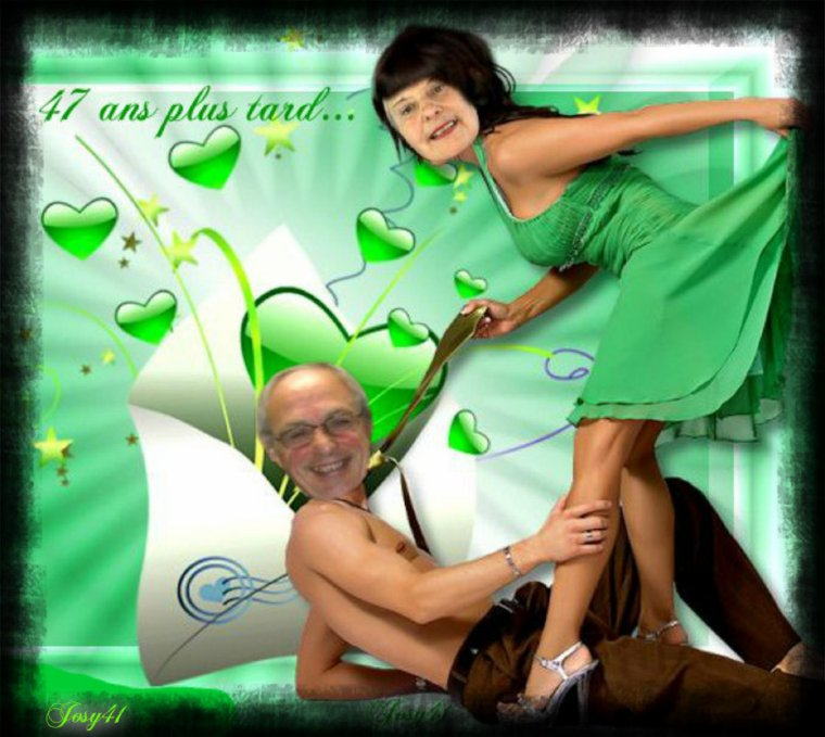 CADEAU ANNIVERSAIRE DE MARIAGE POUR MON AMIE BRIGITTE