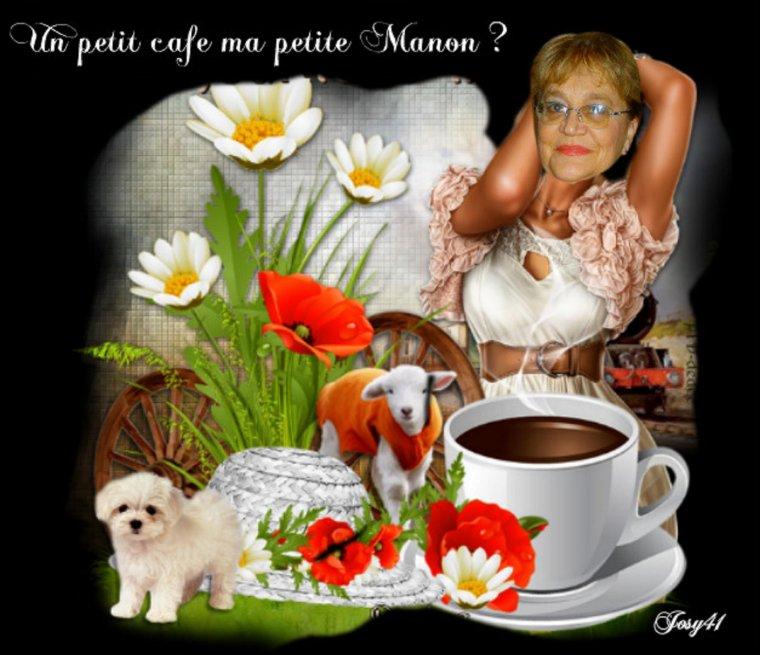 CADEAU POUR MON AMIE MANON