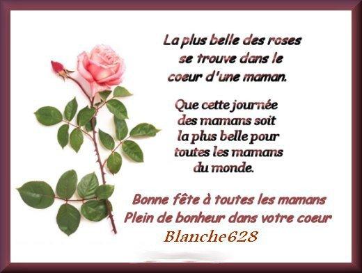 CADEAU RECU DE MON AMIE BLANCHE
