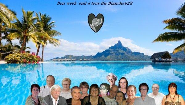 CADEAUX RECUS DE MON AMIE BLANCHE