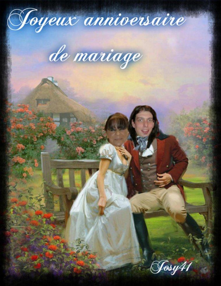 CADEAU ANNIVERSAIRE MARIAGE POUR MON AMIE MARY