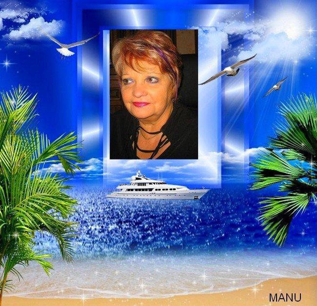 CADEAUX RECUS DE MON AMIE MANU