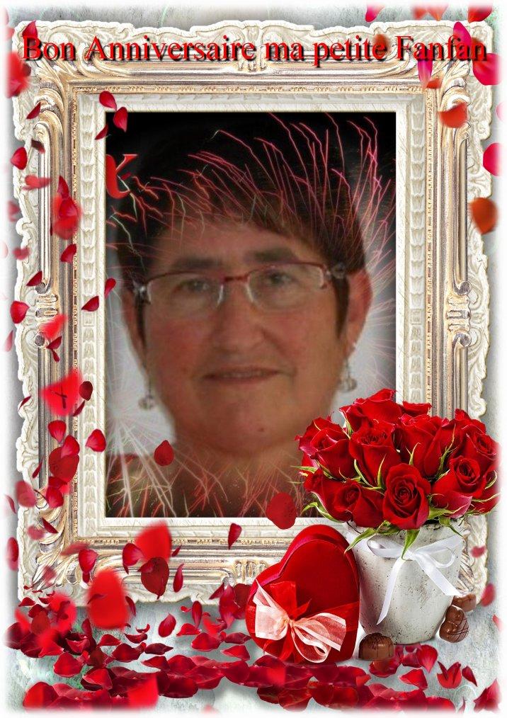 CADEAU POUR MON AMIE FANFAN