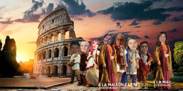 REPONSE QUIZ ROME ANTIQUE DU 4 SEPTEMBRE 2021
