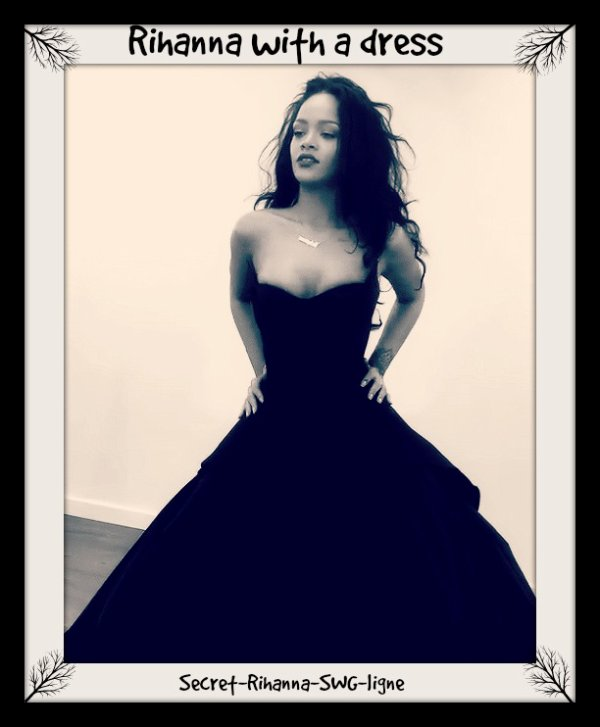 Rihanna :D C'ant Remember <3