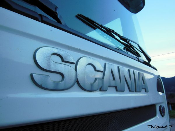 Grumier Scania R480