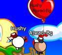Hushy et moi! <3